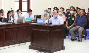 """Bị cáo Nguyễn Văn Hiến bị đề nghị 3-4 năm tù, Út """"trọc"""" 20 năm tù"""