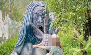 Lâm Đồng: Tạm dừng hoạt động khu du lịch Quỷ núi