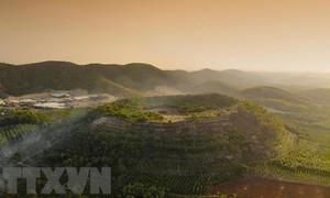 Công viên Địa chất Đắk Nông là Công viên Địa chất Toàn cầu