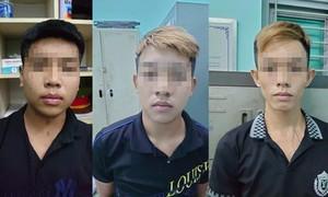 """Băng cướp """"nhí"""" gây án táo tợn  ở Sài Gòn, sa lưới hình sự đặc nhiệm"""