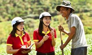 Agribank nỗ lực thực hiện mục tiêu giảm nghèo bền vững