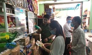 Đồng Nai: Phát hiện thực phẩm có hàn the tại cửa hàng đồ chay