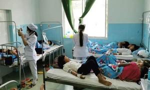 Vụ 26 trẻ nhỏ chùa Kỳ Quang 2 cấp cứu nghi ngộ độc: 6 em còn nằm viện