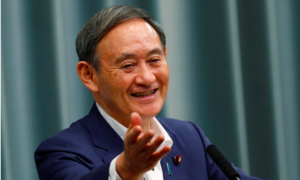 Ông Suga gần như nắm chắc khả năng trở thành thủ tướng Nhật
