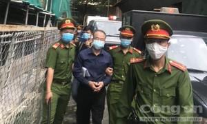 Xét xử ông Nguyễn Thành Tài và đồng phạm gây thất thoát gần 2000 tỷ đồng