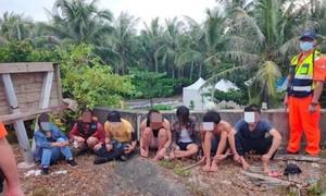 Đài Loan bắt giữ tàu có 27 người Việt nhập cư trái phép