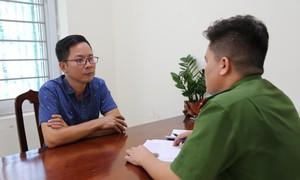 Khởi tố Phó ban Tuyên giáo Huyện ủy Tam Đảo về hành vi vu khống