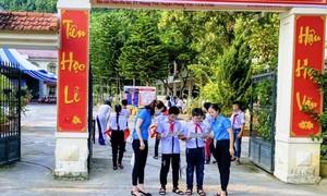 Ba học sinh ở Phú Thọ được BHYT chi trả hơn 600 triệu đồng