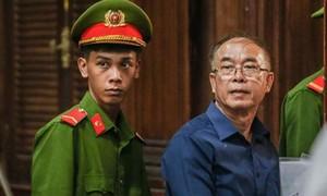 Ông Nguyễn Thành Tài rơi nước mắt khi nói lời sau cùng, xin lỗi nhân dân TPHCM
