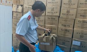 Tiêu hủy gần 140.000 hộp mỹ phẩm kem tan mỡ Go slim