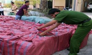 Biên giới Tây Nam: Quyết liệt truy bắt buôn lậu thuốc lá