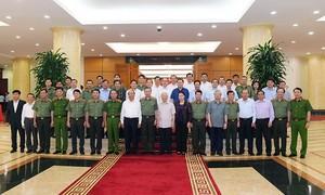Bộ Chính trị đã làm việc với tất cả 67 đảng bộ trực thuộc Trung ương