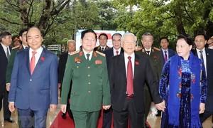 Khai mạc Đại hội đại biểu Đảng bộ Quân đội lần thứ XI