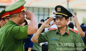 Ra quân cao điểm trấn áp tội phạm bảo vệ Đại hội Đảng bộ TPHCM lần XI
