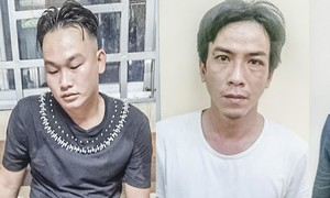 Đối tượng chính trong băng chuyên trộm xe SH ở Sài Gòn sa lưới