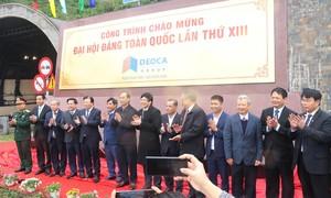 Khánh thành hầm đường bộ lớn nhất Đông Nam Á