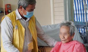 Thay khớp cổ xương đùi thành công cho cụ bà 106 tuổi