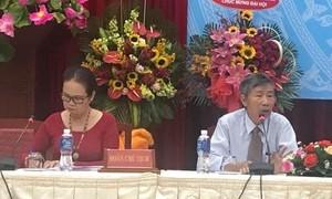 Nhà văn Bích Ngân được bầu làm Chủ tịch Hội Nhà văn TPHCM