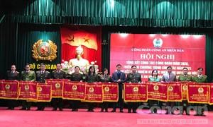 Công đoàn Công an TPHCM: Nhiều tập thể, cá nhân được khen thưởng