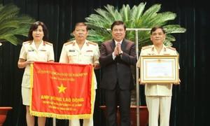Viện KSND TPHCM đón nhận danh hiệu Anh hùng Lao động