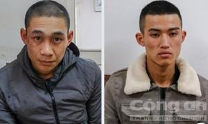 Bắt nhanh 2 con nghiện trộm hơn 100 triệu đồng