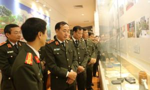 Khánh thành Phòng tưởng niệm Chủ tịch Hồ Chí Minh và các liệt sỹ Công an nhân dân