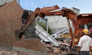 Xã Vĩnh Lộc B kéo giảm 95% số vụ vi phạm trật tự xây dựng