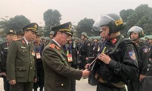 Quyết tâm cao nhất bảo đảm tuyệt đối an ninh, an toàn Đại hội XIII của Đảng