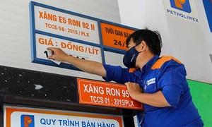 Xăng RON95-III lên 17.270 đồng/lít, sau 5 lần tăng giá liên tiếp