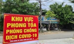 Hà Nội: Cách ly nhà của bác sỹ làm việc tại bệnh viện BN1553 điều trị