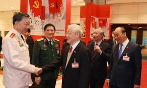 Đại hội XIII của Đảng: Tiếp tục thảo luận các dự thảo Văn kiện