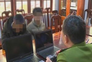 Bắt băng nhóm tuổi teen trộm cắp liên tỉnh