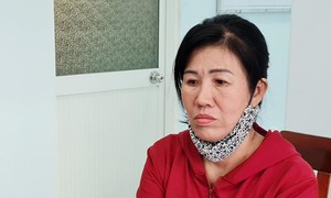 Tạm giữ người phụ nữ đánh công an khi bị xử lý vi phạm chống dịch