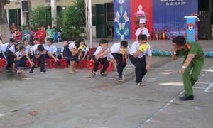 Bộ Công an triển khai chương trình phòng chống tai nạn, thương tích ở trẻ em