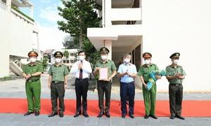 Tỉnh ủy Đồng Nai khen thưởng Công an tỉnh lập thành tích xất sắc