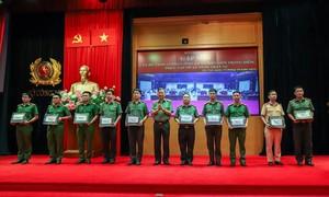 Bộ Công an tăng cường gần 400 CBCS đến các xã biên giới trọng điểm về ANTT