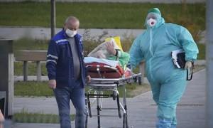 Số ca nhiễm và tử vong vì Covid-19 ở Nga tăng cao kỷ lục