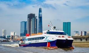 Đề xuất mở lại tuyến tàu cao tốc, phà biển TPHCM – Vũng Tàu