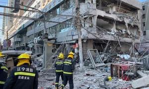 Nổ khí gas tại nhà hàng ở Trung Quốc, hơn 30 người thương vong