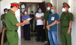 Xuyên tạc công tác phòng chống dịch COVID-19, một 'Facebooker' bị bắt giam