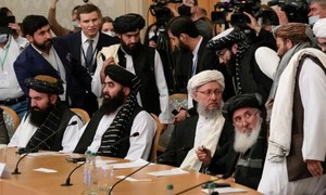 Taliban nhận được ủng hộ viện trợ tại các cuộc đàm phán ở Moscow