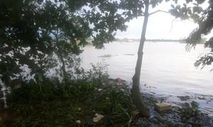 Công an TP.Thủ Đức tìm thân nhân thi thể nữ trôi trên sông Đồng Nai