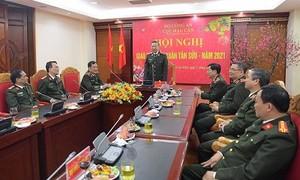 Bộ trưởng Tô Lâm kiểm tra công tác tại một số đơn vị thuộc Bộ Công an