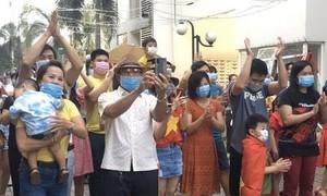 Bình Dương: Dỡ bỏ phong toả khu dân cư Ehome 4, TP.Thuận An