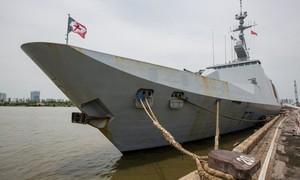 Pháp điều 2 tàu chiến đến Biển Đông đối phó Trung Quốc
