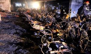 TPHCM: Phục hồi điều tra vụ cháy chung cư Carina làm 13 người tử vong