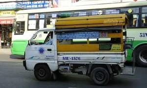 TPHCM kiến nghị Thủ tướng cho sử dụng xe buýt loại nhỏ