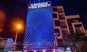 Biển quảng cáo karaoke, vũ trường không được che kín toàn bộ nhà
