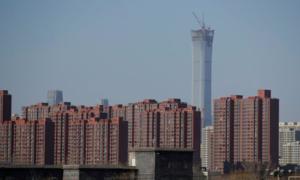 Giá nhà ở các đại đô thị Trung Quốc tăng vọt