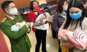 Bắt 3 đối tượng mua bán trẻ sơ sinh đưa ra nước ngoài
